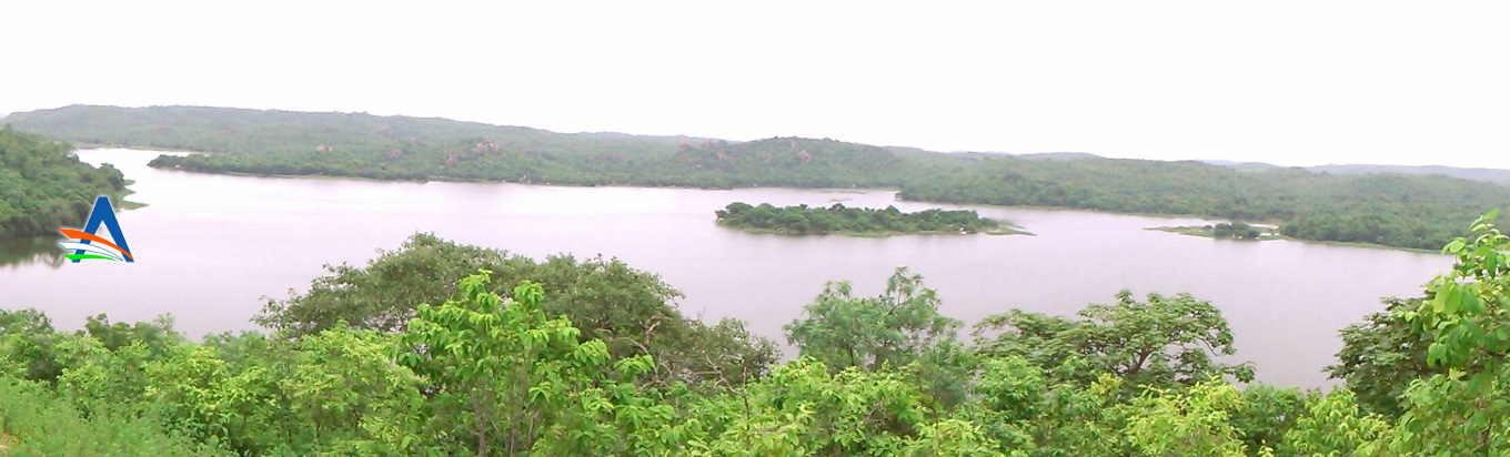 Don't miss the Alisagar reservoir while sightseeing in Telangana