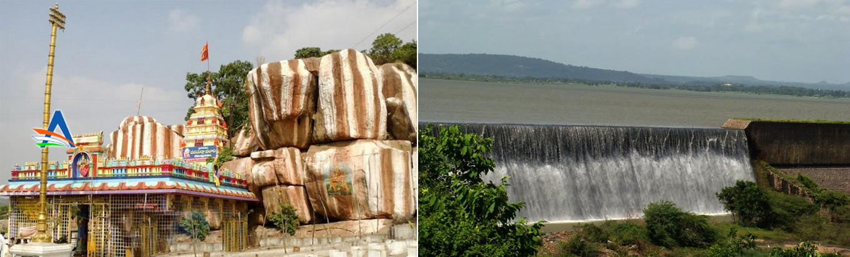 Edupayala Dam and Vana Durga Bhavani Temple