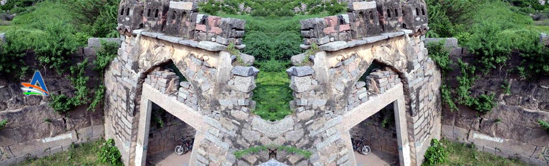 Explore the majestic Molangur Fort
