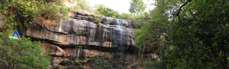 Mallela Theertham Waterfalls Srisailam