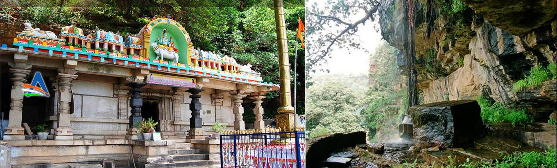 Umamaheshwaram Temple Achampet Mahabubnagar