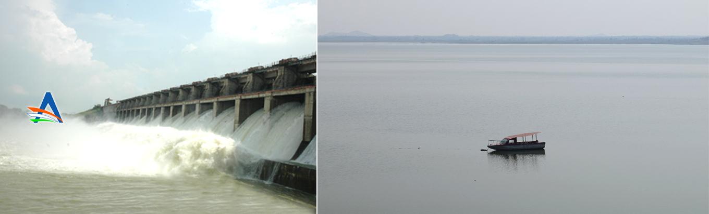 Lower Manair Dam Karimnagar
