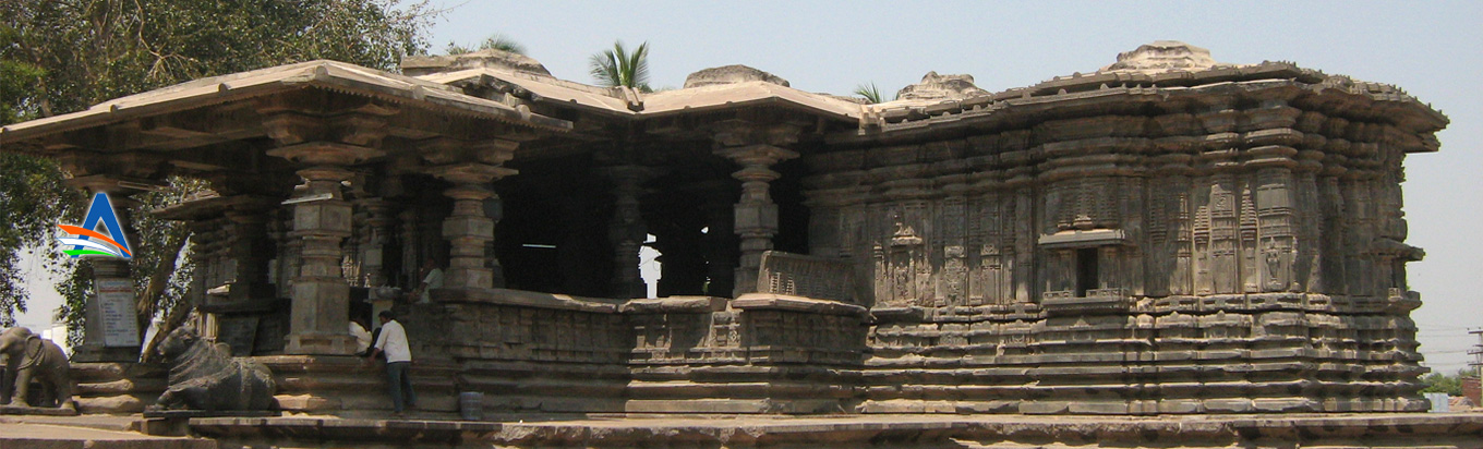Visit the ancient Thousand Pillar Temple and seek blessings from the deity
