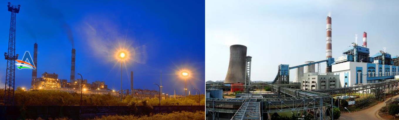 NTPC - Largest thermal power station in South India