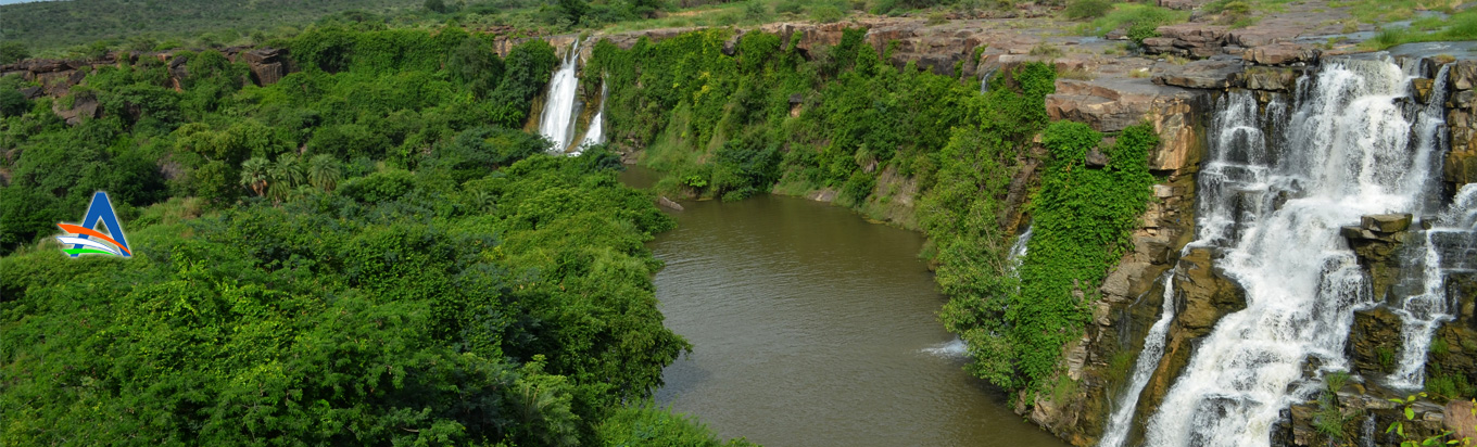 Do visit the Ethipothala waterfalls for its sheer natural beauty