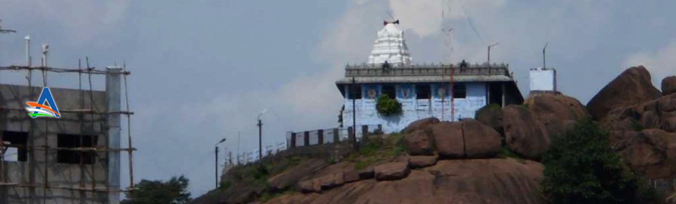 Explore the mixture of natural beauty and religious temples in Govindarajula Gutta