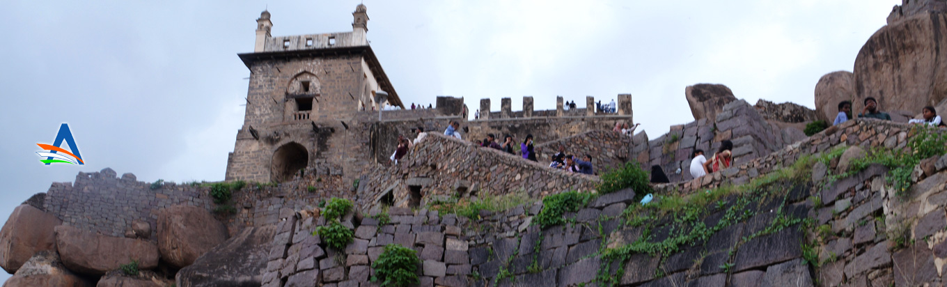 Golconda, home to many attractions in Hyderabad which you cannot afford to miss