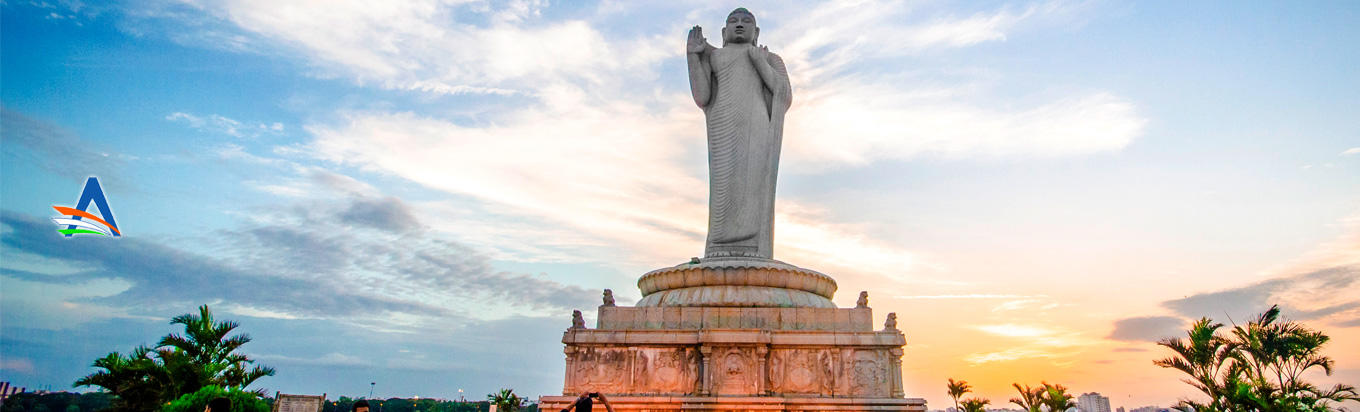 HussainSagar: One of the most prominent landmark and attractions of Hyderabad