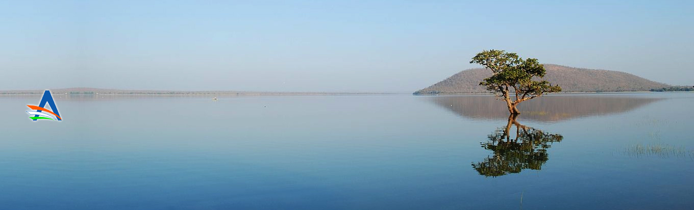 Man made Lake The Pakhal Lake