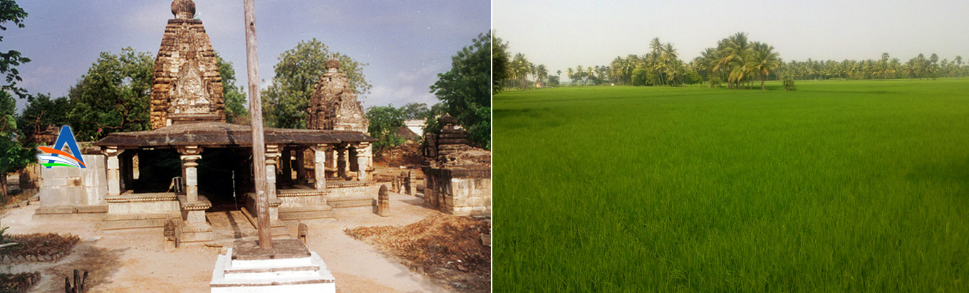 Visit Motupalli for its religious and historical importance