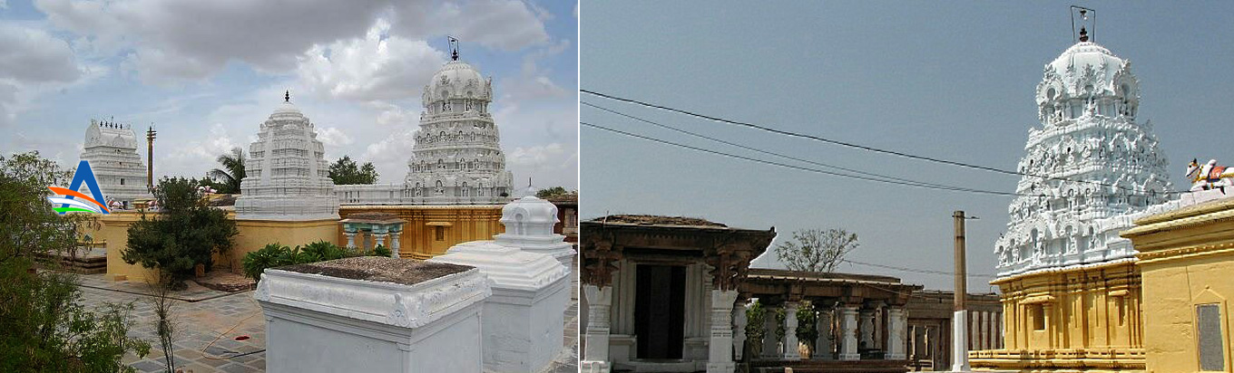 Visit Tripurantakam for its religious importance and seeking blessing at the ancient temple