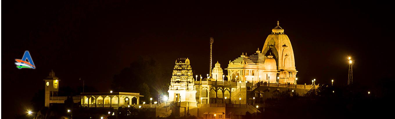 Visit the Birla Mandir, Hyderabad and witness the amalgamation of many architectural styles into one