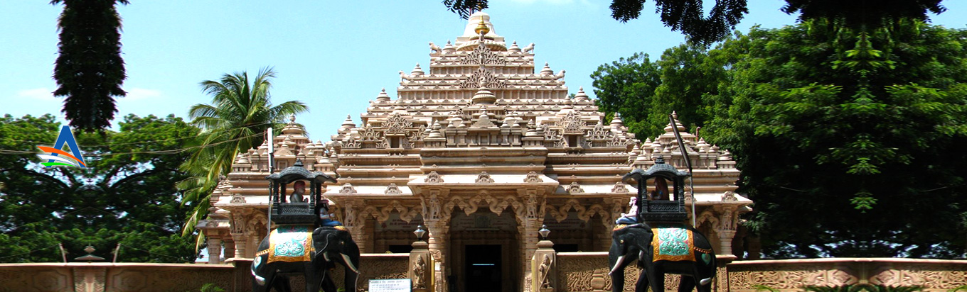 Visit the famous Kolanupaka Jain Shrine in Nalgonda