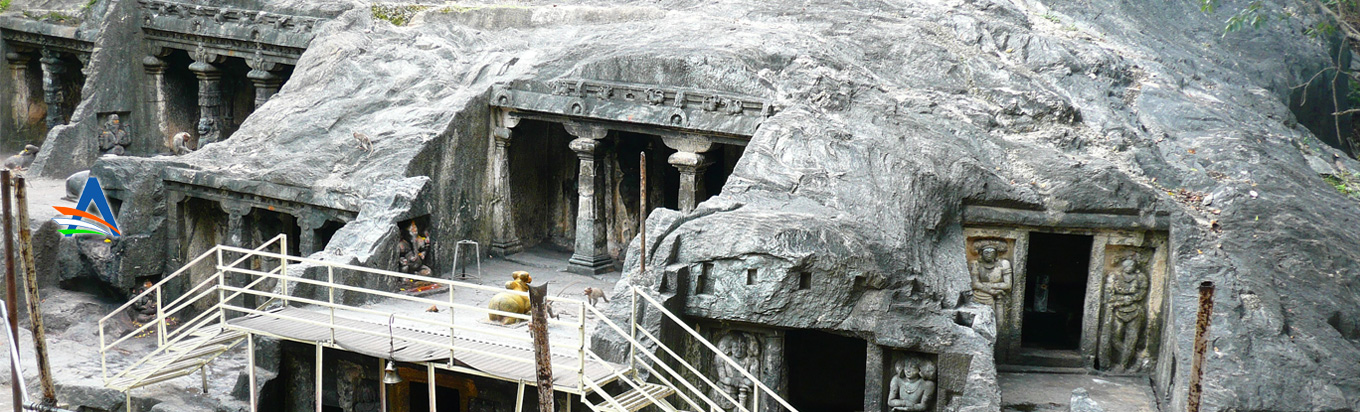 Witness the ancient cave temples in Bhairavakona
