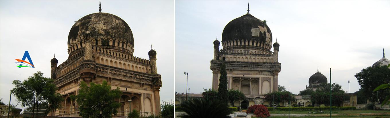 Witness the lost history of Golconda Kings at Qutubshahi tombs