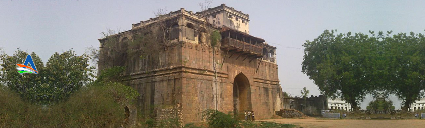 Witness the splendid elegance of the Nijamabad Fort in Nizamabad