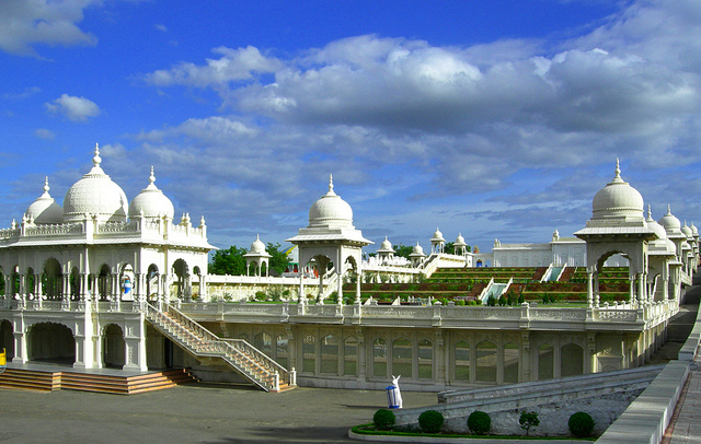 Ramoji Film City One Attraction Of Hyderabad That You