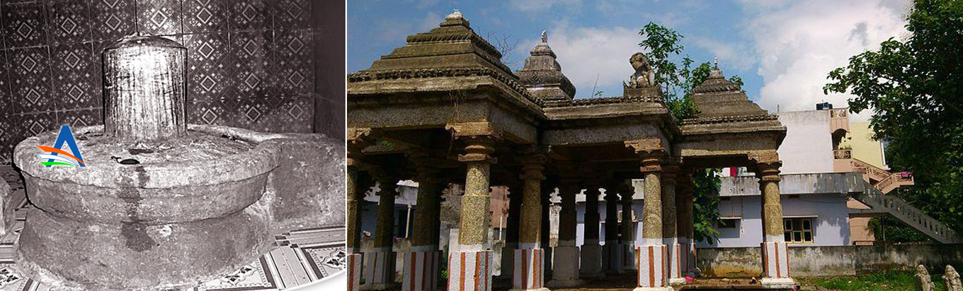 Narayanapuram Lord shiva is worshiped here in four different forms