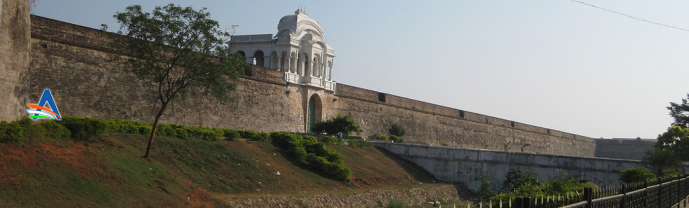 Vizianagaram fort Emperors of Kalinga in the ancient times