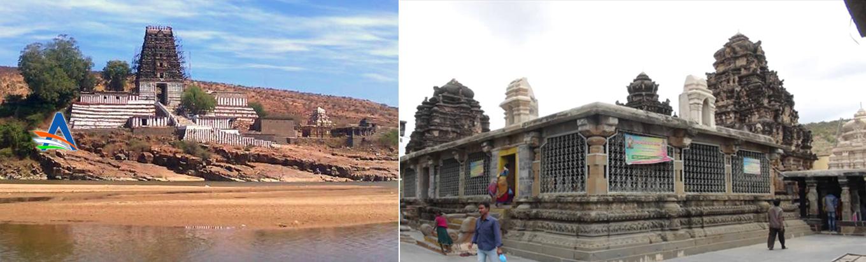 Visit the land of temples Pushpagiri