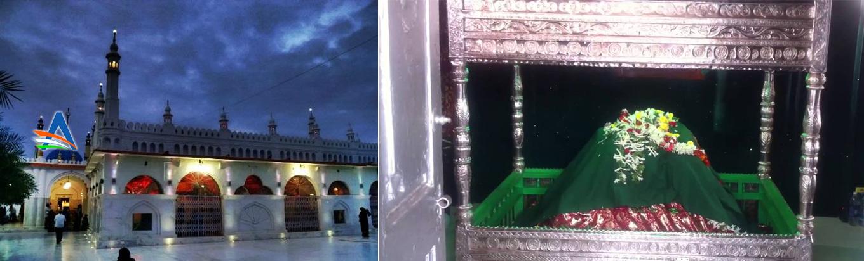 Visit the spiritual Ameen Peer Dargah